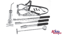 Equine Dental Kit Middle Range
